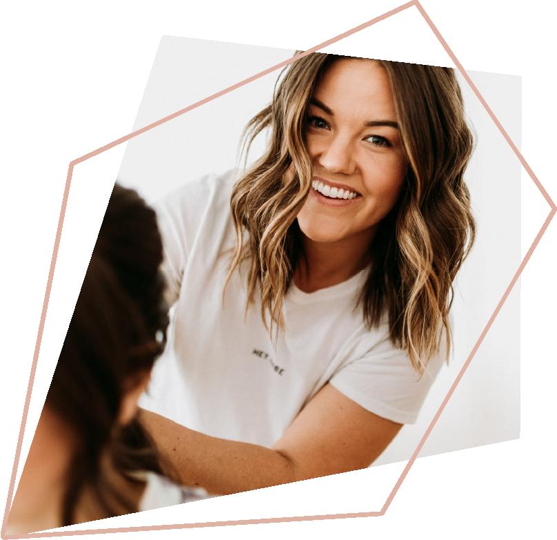 Pärla Hair Ottawa Wedding Hair Specialist - Kira McClenaghan Headshot