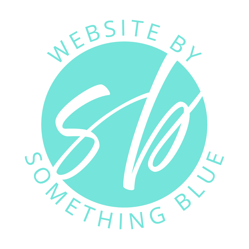 Website Designed by Something Blue Marketing + Design